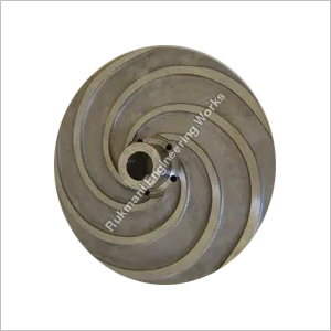 Industrial Pump Impeller Casting