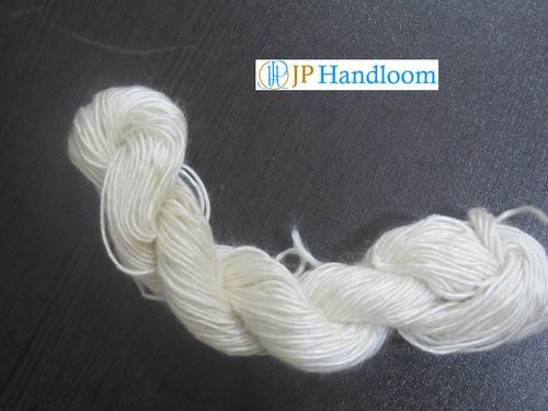 4/1 Mulberry Silk Knitting Yarns (Natural Shade)