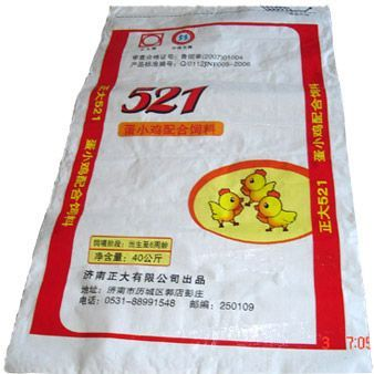 Multi Color Printing Pp Woven Bags