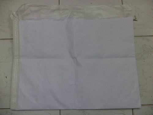 White Paper Laminated Woven Sacks