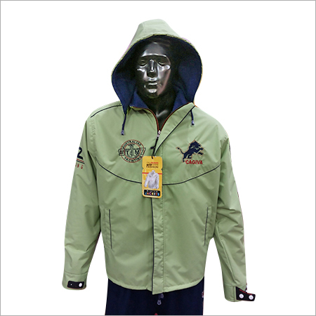 Synthetic Mens Jacket