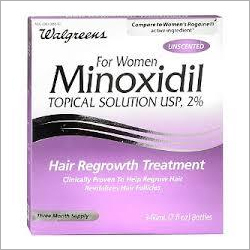 Minoxidil Hair Growth Solution