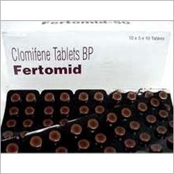 Fertomid Generic Clomiphene 50mg