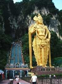 Batu Caves & Temple Tours