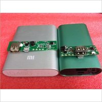 Power bank PCB and casing for Mi 4 ,2 cell