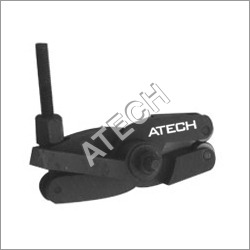 Knurling Tool Holder Quick Acting Type