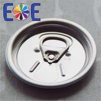 Aluminum Easy Open Lids