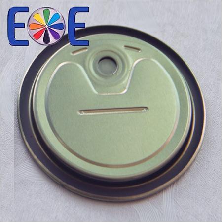 Easy Open Tin Lid