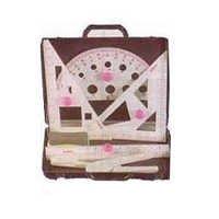 Black Board Geometrical Instrument Box