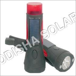 Solar Multifuction Torch