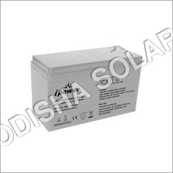 Solar Powered Batteries