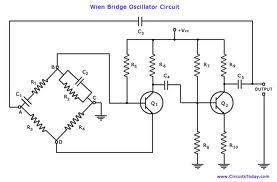 IC Wain Bridge Oscillator