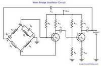 IC Wain Bridge Oscillator