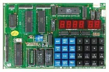 Microprocessor 8085 Trainer Kit