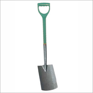 Carbon Steel Digging Spade with PP Shaft