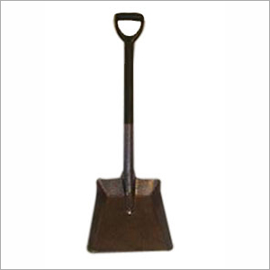 Open Socket Square Mouth Shovel with PP Shaft