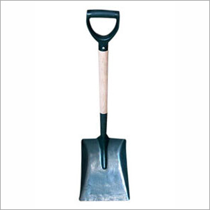 Square Mouth Shovel with Ash Wood with PYD