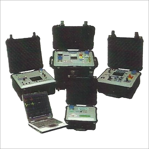 Transmission Line Analyzer