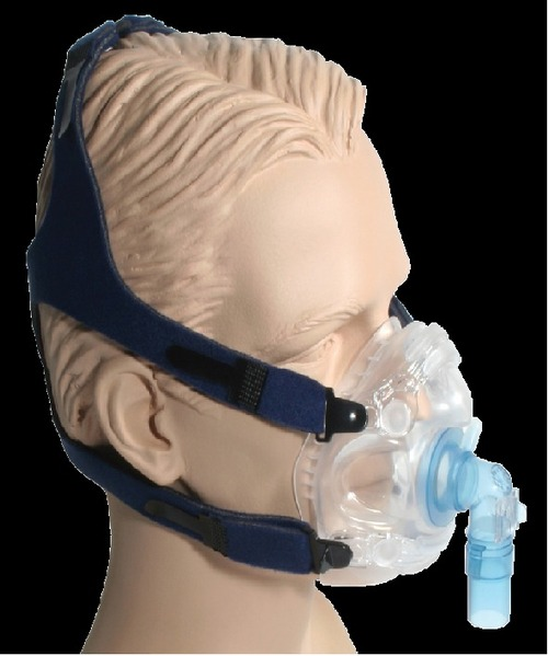 ORO-NASAL CPAP/BiLevel with AAV & Vents (Disposable)