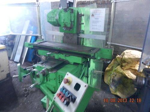 Used Vernier Universal Milling Machine