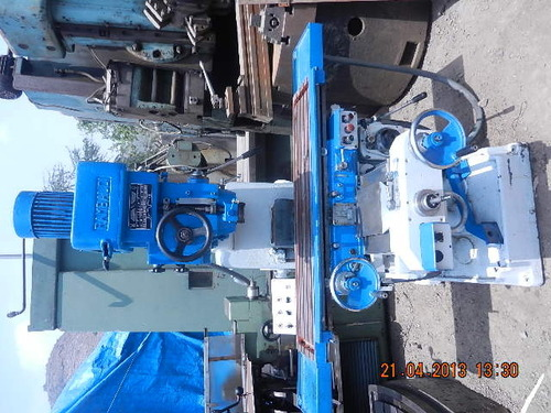 Used Rambaudi Milling Machine