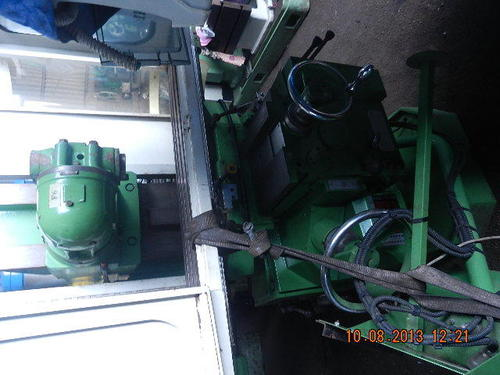 USED DUFOUR UNIVERSAL MILLING MACHINE MAKE FRANCE