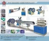 Pvc Braided Pipe Machine