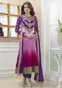 Hand Work Anarkali Suits