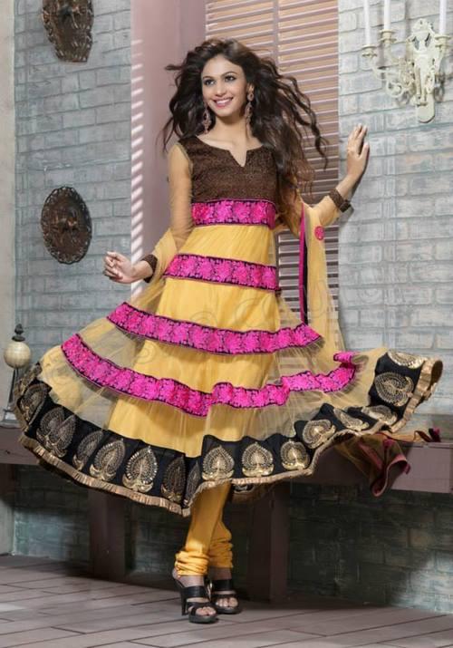 Bollywood Chudidar Suits