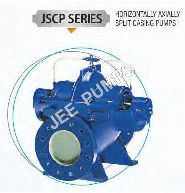 Horizontal Axial Split Casing Pump