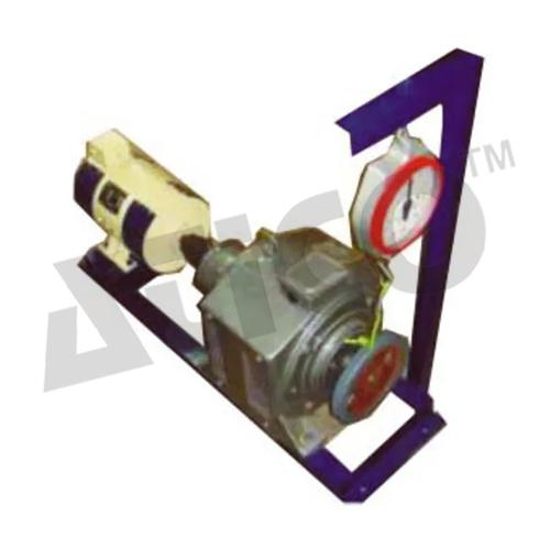 EDDY Current Dynamometer for Motor Testing