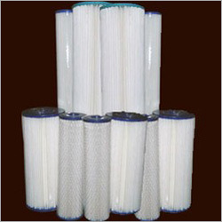 Polypropylene Pleated Cartridges Without Cage