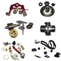 Web Offset Printing Machine Gears & Couplings