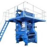 3 Color Satellite Offset Printing Machine