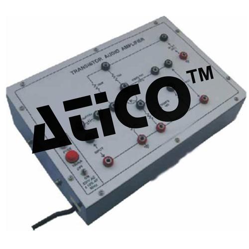 Audio Amplifier (CE)