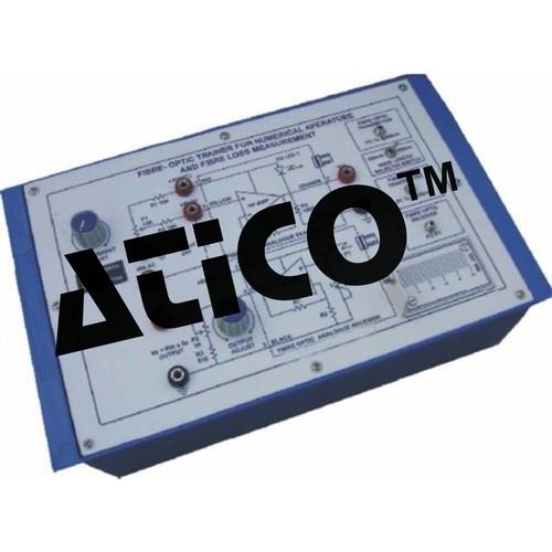 Fibre-Optic Trainer for Numerical Aperture