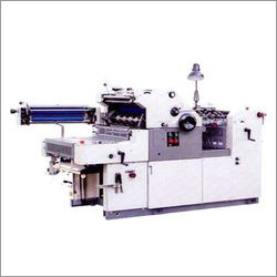 Offset Printing with ON-Line Numbering & Perforation Machine