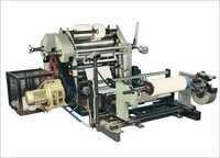 Foil Slitting & Rewinding Machine