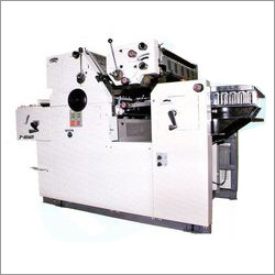 Two Color Satellite Paper Printing Machine