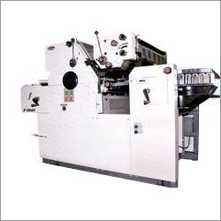 Two Color Non Woven Bag Printing Machine