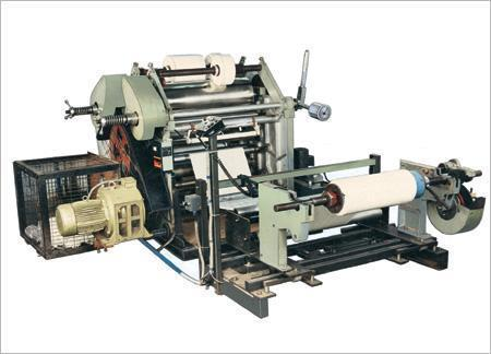 BOPP tape Slitting & Rewinding Machine