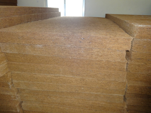 RUBBERISED COIR SHEETS / MATTRESSES