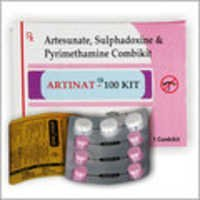 Artesunate 100 sulphadoxin 500 pyrimethamine 25 Kit