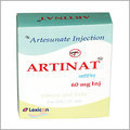 Antimalarial injections