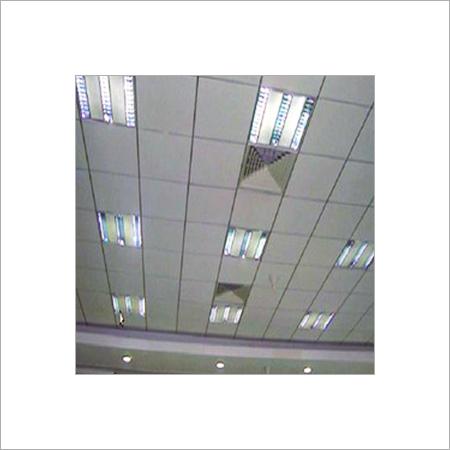 False Ceiling Installation