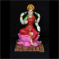Polyresin Lakshmi Statue