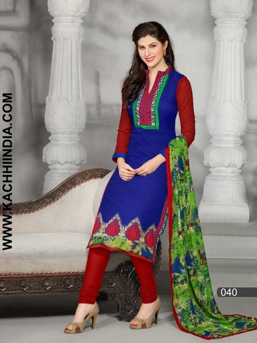 Chanderi Silk Dress Materials