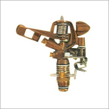Metallic Part Circle Sprinkler