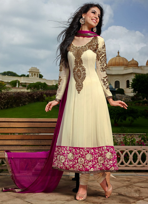 Anarkali Ladies Salwar Suits