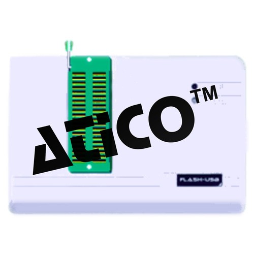 Specialized IC Programmer for ATMEL